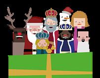 Campaña de Navidad EADIC