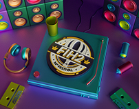 16 FIH2 - International Hip Hip Festival | 3D Animation