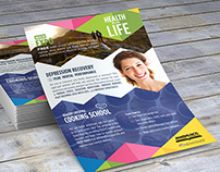 Health for Life Flyer