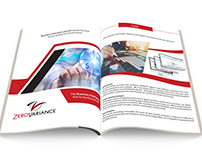 Zero Variance Digital Brochure
