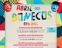Promocional: Teatro de Bonecos em Blumenau