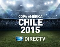 Directv - Copa América 2015