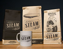 Cafe Steam