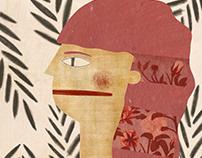 Bad Hair Day • Editorial Illustration