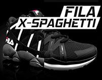 Fila X-Spaghetti