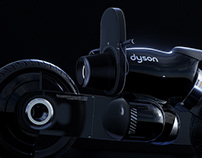 DYSON MOTORCYCLE