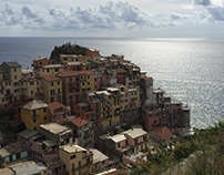Cinque Terra. Italy
