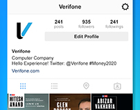 Marketing Collaterals @Verifone