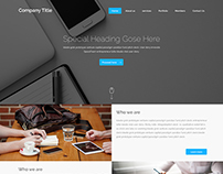 IT farm portfolio Responsive design