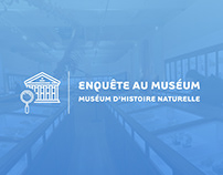 Enquête au museum // serious game
