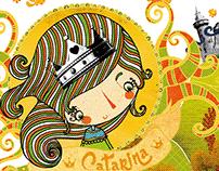 [Livro Infantil] A Princesa da Torre Longa