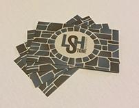 LSH Masonry Business Card