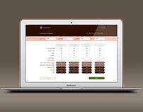 Ecommerce admin system design