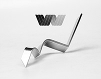 Wave Aluminium Shape