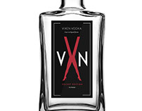 Vixen Vodka - Label Exploration