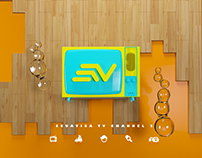ECUAVISA TV / CONTEST