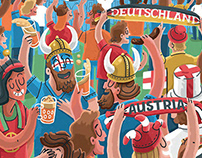 World Cup Feature Illustration