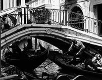 the meeting under the bridge