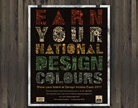 Hanging Poster Frame Mockup Design Vol. 1