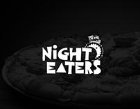 Night Eaters Logo Design