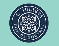 L'Julieta- Packaging