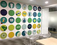 Treebo Office Space Design