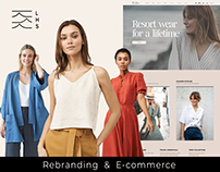 LHS Rebranding & E-commerce