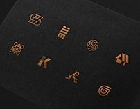 8 Elegant Monogram Logos