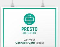 Presto Doctor - Branding Collateral Design