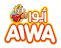 Aiwa Branding