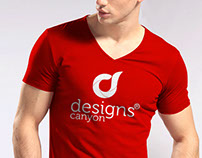 PSD Men T-Shirt Mockup Template