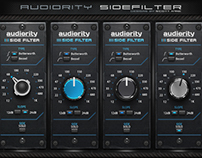 Audio vst plugin interface design