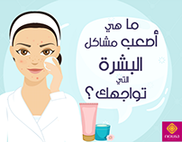 Noura Pharmacy campaign Illustrations