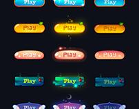 Buttons in Wonderland