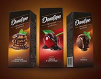 The taste is on stage: redesign of Danissimo milkshakes