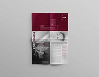 Revista desplegable • Expanding magazine