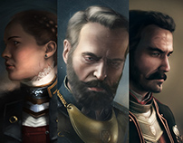 The Order 1886: fanart