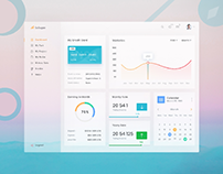 Credit-Card - Admin Dashboard