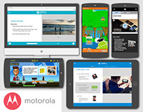 Motorola: eLearning Modules & Games