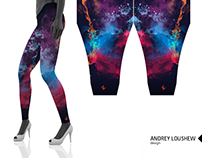 Design sportswear (leggings)
