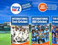 Cricket Season Bet Promotion
