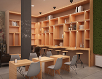 ARCHVIZ COFFE BAR
