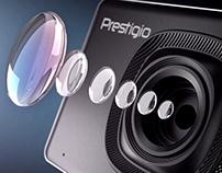 Prestigio Diamond Camera 3D Animated Commercial