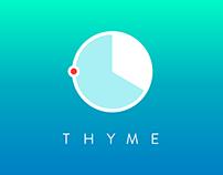 THYME - Kitchen Timer