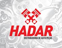 Hadar - Logotipo e Identidade Visual