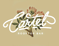 Cartel Bar Visual Identity