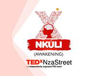 TEDxNzaStreet Brochure Design (2019)