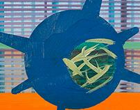 Sputnik Paintings