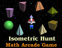 Isometric Hunt Game