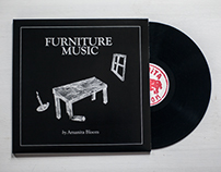 AMANITA BLOOM 'Furniture Music' (2010)